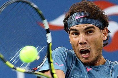 Rafa Nadal gana el US Open dominando a Novak Djokovic de principio a fin