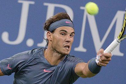 Rafa Nadal no tuvo piedad de Tommy Robredo y ya está en semis del US Open