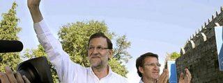 Moncloa lleva meses tratando de evitar a toda costa la imagen televisiva de Rajoy abucheado