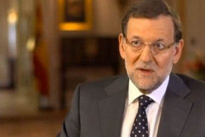 """Rajoy dice que están """"tranquilos"""" porque """"no hubo financiación ilegal"""""""