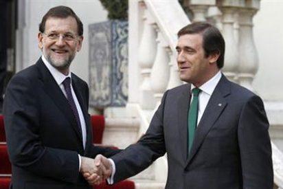 El País manda un recado al PP: los recortes de la derecha lusa le hacen perder Lisboa y Oporto