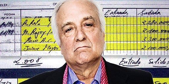 """Raúl del Pozo: """"Tres incondicionales de Bárcenas guardan mochilas con grabaciones, videos, cuentas, talones"""""""