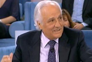 """Raúl del Pozo mantiene en Antena 3 que Bárcenas tiene grabaciones orales de políticos y empresarios: """"El hipopótamo se hace cada vez más grande"""""""