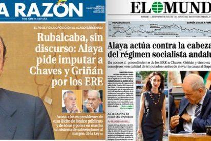 Alaya deja sin munición a Rubalcaba y deja herido de muerte al régimen andaluz