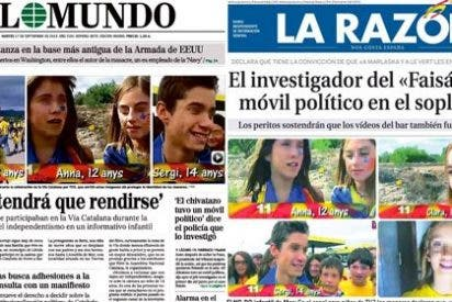 """TV3 usa niños para apoyar la independencia de Cataluña: """"España tendrá que rendirse"""""""