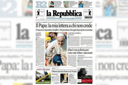 El Papa escribe a los no creyentes