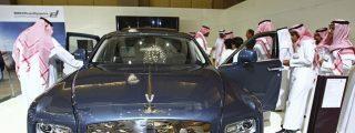 Multa de 1.000 € a los maridos que le dejan el coche a sus mujeres en Arabia Saudí