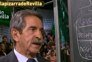 """Miguel Ángel Revilla: """"Sin crisis económica y política, nadie pediría la independencia de Cataluña"""""""