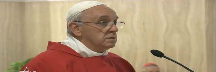 """El Papa advierte de los que quieren ser """"cristianos sin Jesús"""""""