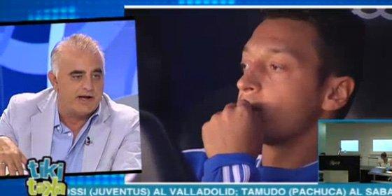 """San Martín: """"Özil no ha dejado huella. Es un artista frío, sin compromiso para el Madrid"""""""