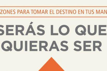 Expertos españoles en diferentes áreas del conocimiento enseñan a tomar las riendas del destino