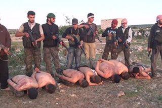 Con Siria y el carnicero Asad: ¿Al paso alegre de la paz?