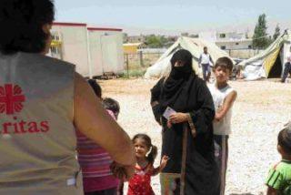 Cáritas de todo el mundo reclaman diálogo para evitar la intervención militar en Siria