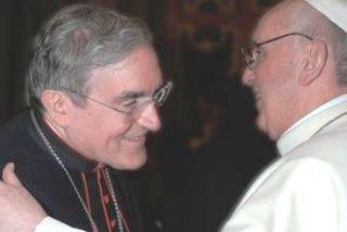 El cardenal Sistach informó a Francisco de la situación en Cataluña