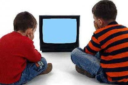 Los niños españoles ven más TV que los ingleses, franceses y alemanes