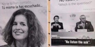 Botella 'ayuda' al inglés: usan su imagen para defender la necesidad de las Escuelas Oficiales de Idiomas