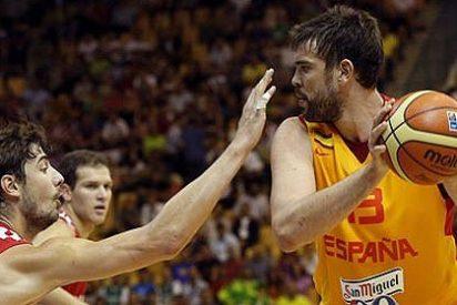 España pega un repaso de 28 puntos a Croacia en el Europeo de Baloncesto