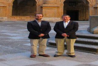 La UPSA firma un convenio con México