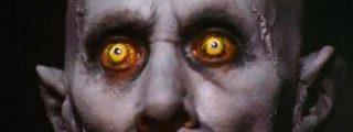 Aparece un vampiro que fue enterrado vivo con un hierro clavado en mitad del pecho