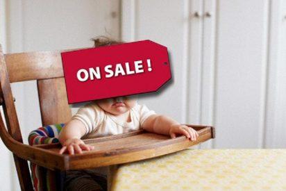 Intercambio clandestino de hijos adoptados 'molestos' a través de portales de Internet