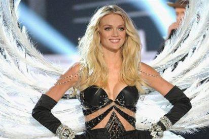 El Ángel de Victoria's Secret, Lindsay Ellingson, hace dieta...para engordar