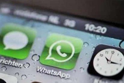 Es más fácil coger antes a un mentiroso por el WhatsApp...que a un cojo