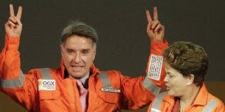 El empresario que soñaba con ser el más rico del mundo 'despierta' con el naufragio de OGX