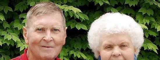 Amor eterno: la pareja vivió 63 años unida y se 'fue' el mismo día por causas naturales