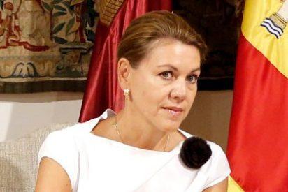 """Cospedal afirma que las acusaciones de Bárcenas contra el PP """"siempre han sido mentira"""""""