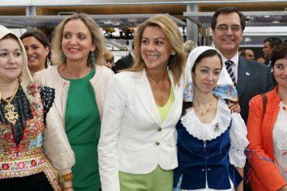 Cospedal resalta el papel de los jóvenes en la inauguración de FARCAMA 2013