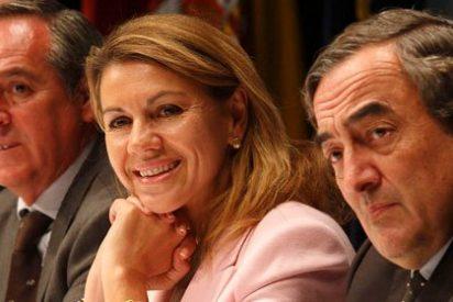 Cospedal asegura que Castilla-La Mancha volverá a cumplir el objetivo de déficit en 2013