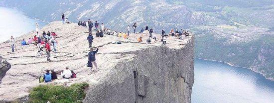 Muere un vallisoletano al caerse desde una altura de 600 metros en los fiordos noruegos