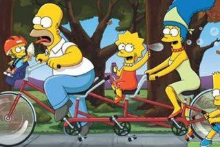 'Los Simpson', la familia más disfuncional de EEUU, supera el cuarto de siglo en antena