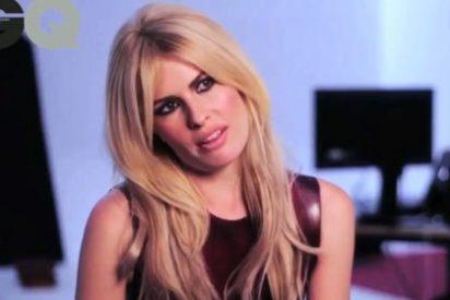 """Adriana Abenia se pone 'muy sexual' para la revista GQ: """"No considero que tenga un gran tirón entre el género masculino"""""""