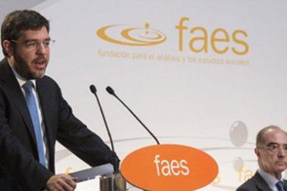 Alberto Nadal, el 'golden boy' de FAES que ningunea a los periodistas