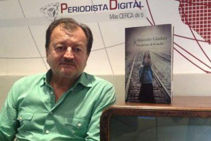 """Alejandro Gándara: """"Tememos mucho a la muerte física porque no sabemos despedirnos de las otras cosas"""""""