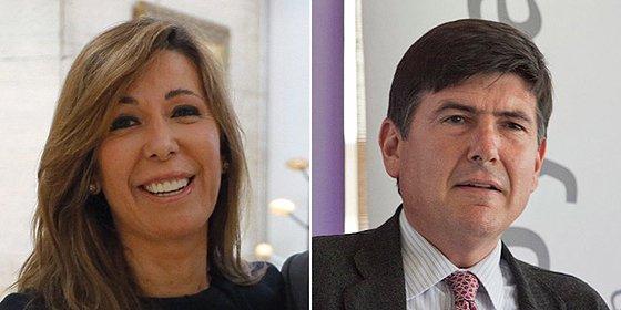 La secreta razón por la que Alicia Sánchez-Camacho destapó su relación 'in vitro' con el exministro