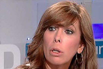 Los periodistas 'amigos' achicharran a la popular Alicia Sánchez-Camacho