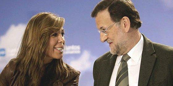 El hijo de Alicia, la novia del ministro y el 'Affaire Rubalcaba'