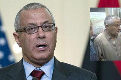 Fanáticos armados secuestran al primer ministro libio en un hotel de Trípoli