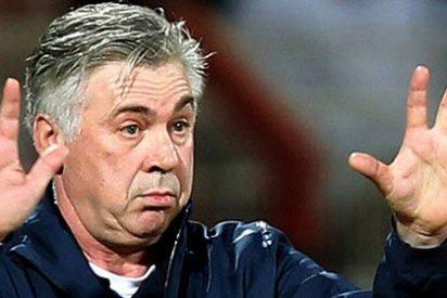 Carlo Ancelotti le pide a Florentino Pérez un delantero centro de verdad