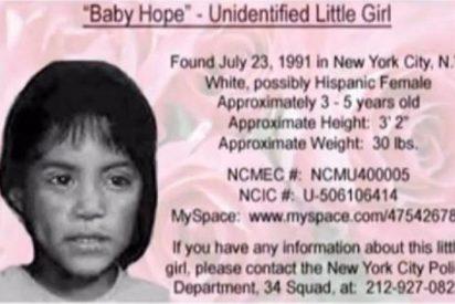 Resuelven por fin el misterioso asesinato de una niña ocurrido hace 22 años en Nueva York