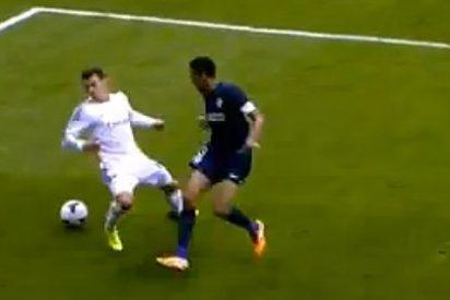 ¿Es el madridista Gareth Bale un teatrero al estilo de algunos jugadores del Barça?