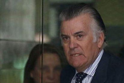 Ruz impone a Sanchís una fianza de 8 millones por ayudar a Bárcenas a ocultar fondos