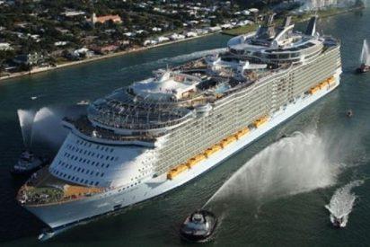 Los mayores cruceros del mundo tendrán su base en un ampliado puerto de Palma