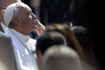 El papa Francisco es la cuarta persona más poderosa del mundo