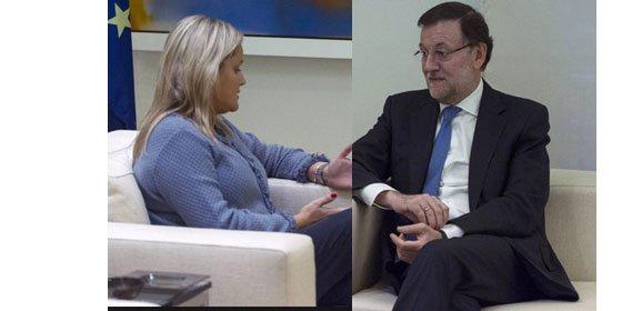 El gesto de Marimar y el plante de Pons empujaron a Rajoy a rectificar