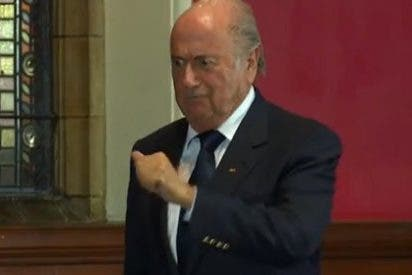 """Sid Lowe: """"Blatter parecía el abuelo que se emborracha en una boda y luego hace tonterías"""""""