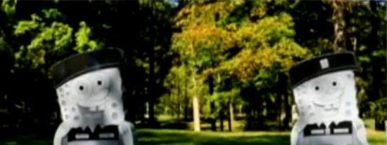 Ordenan retirar una lápida de Bob Esponja de la tumba de una militar asesinada