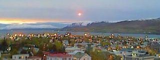 [Vídeo] Un ovni aterriza en Islandia y luego desaparece misteriosamente